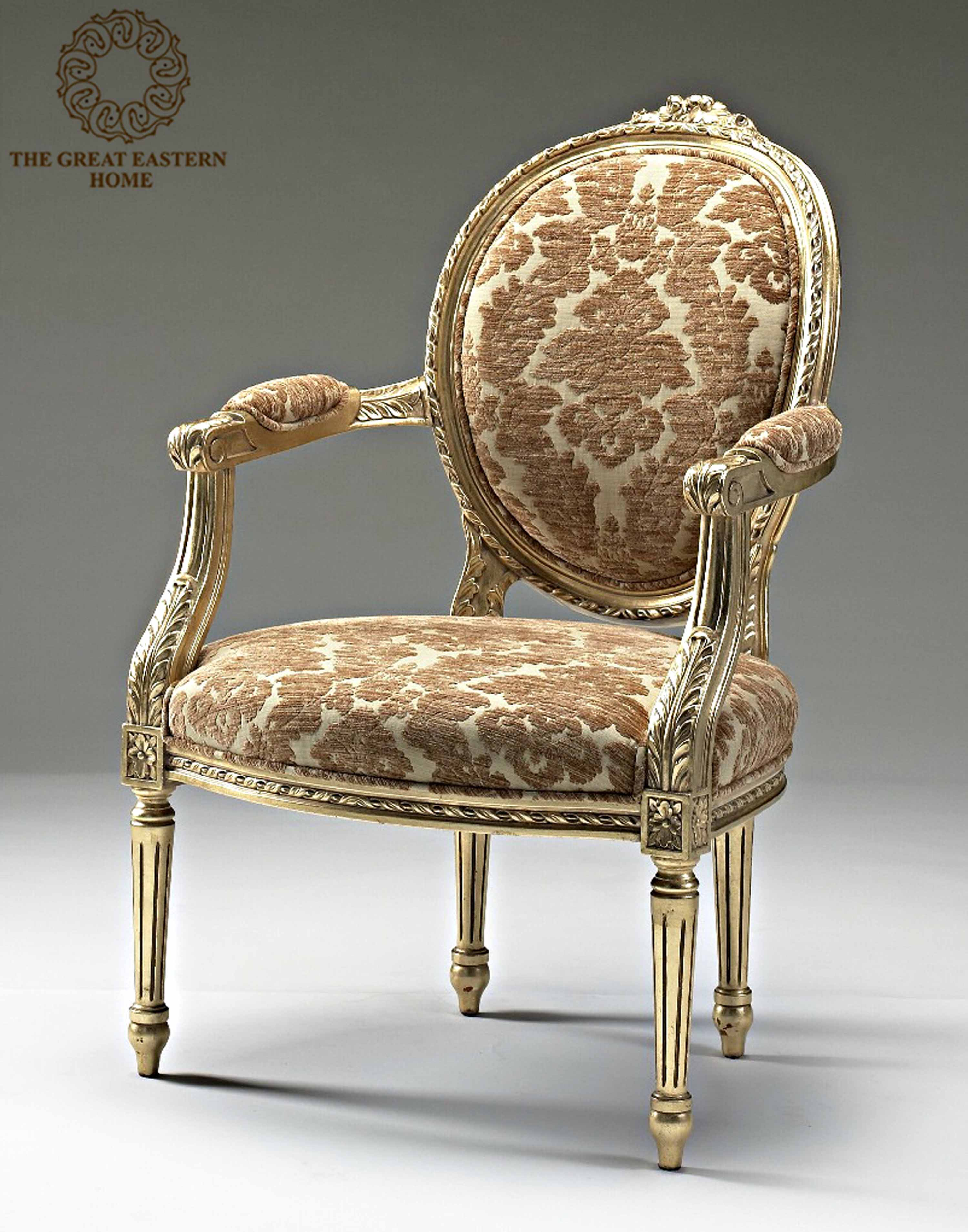 French furniture - French Classic Chairs The Allure Of France