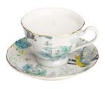 Tea Cup and Saucer, Debenhams