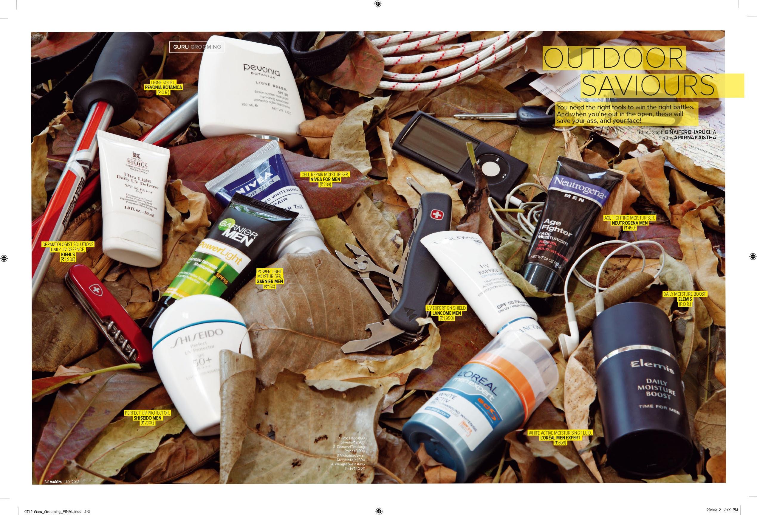 Body Shop Style City Maxim Antiperspirant Deodorant Rol On Sunscreens India 2012