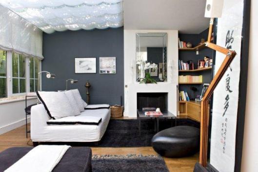 Sarah lavoine style city for Caravane chambre 19 linge maison