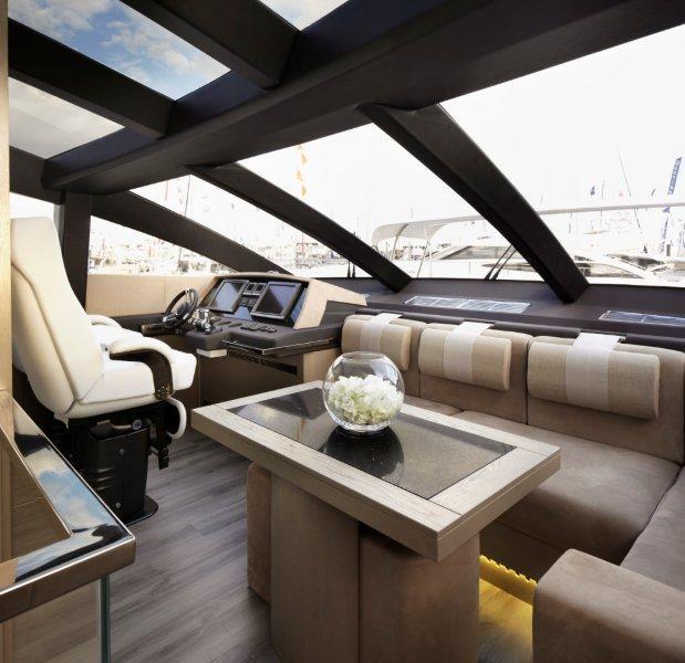 Interior Design Kelly Hoppen Designs Yacht Pearl 75