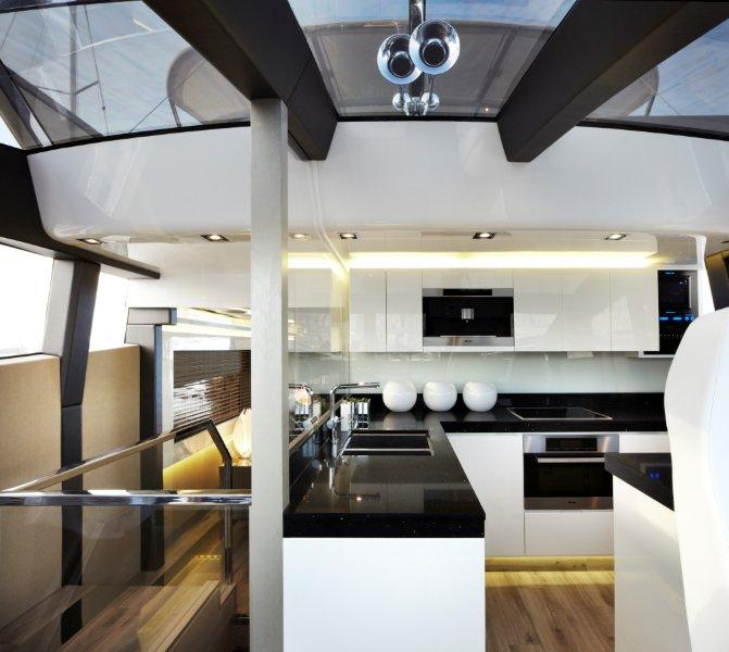 Interior Design: Kelly Hoppen designs yacht Pearl 75 – Style City