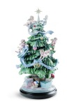 Great Christmas Tree,Lladro