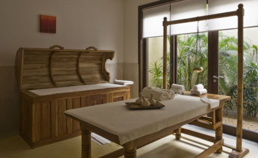 Spa, The Fortress Resort and Spa, Galle. www.stylecity.in