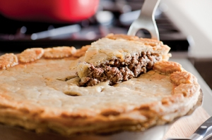 Vegetarian Tourtiere, www.stylecity.in