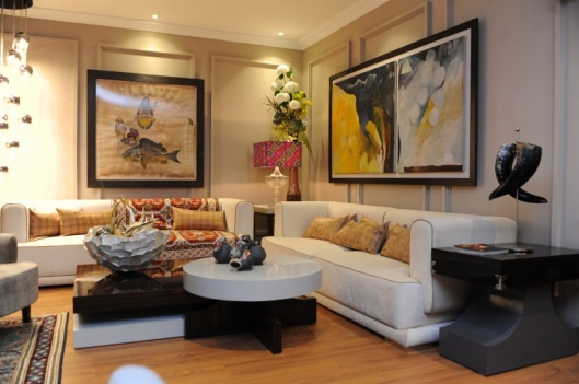 La Creme and grigio Sofa and exclusive collection by Furncraft that is rich and sensual