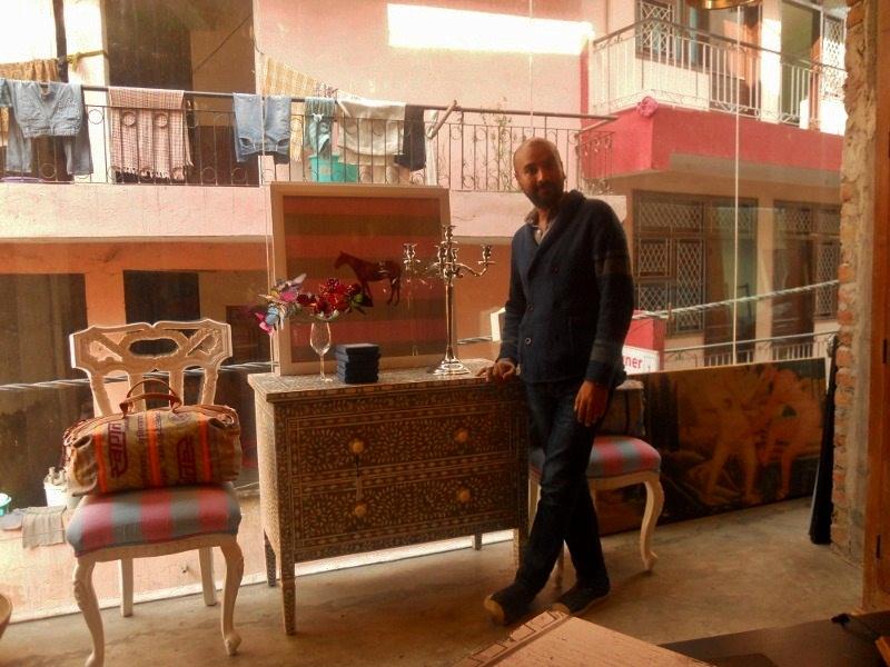 Brainchild of Punit Jasuja after Khan Market, Second Floor Studio comes to Shahpur Jat