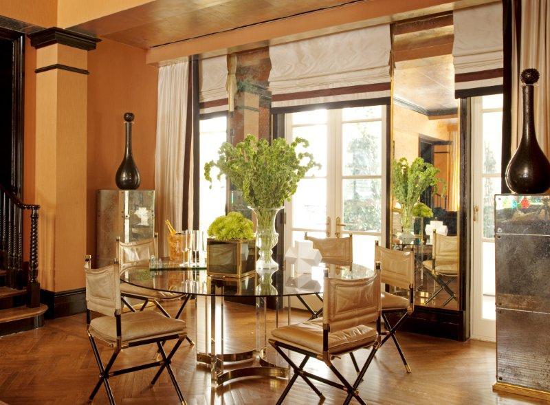 Dream Home Tamara Mellon S Apartment By Martyn Lawrence