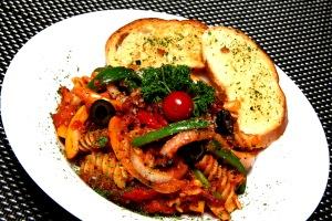 The Food Mill - Fusilli Toscana