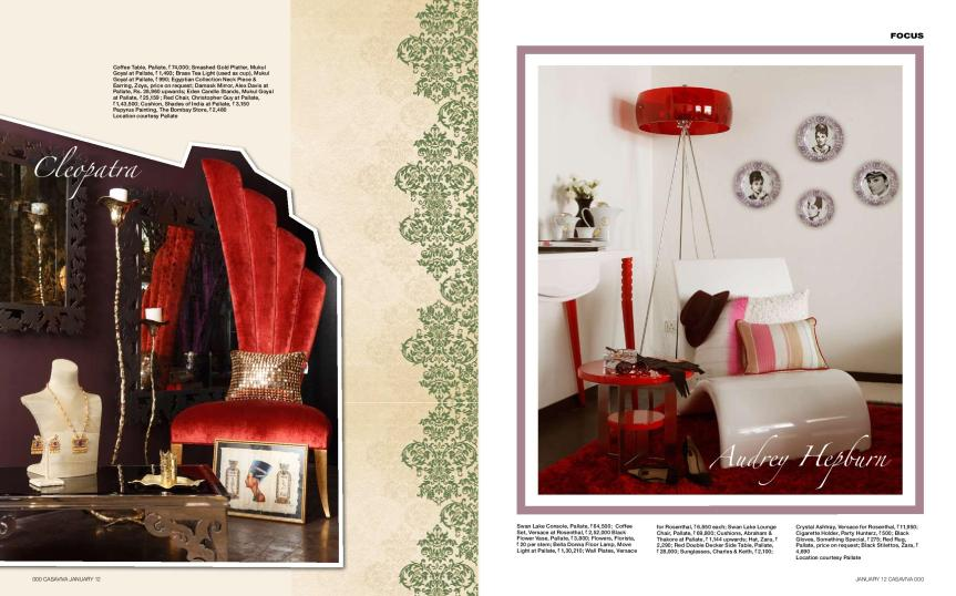 Woman inspired Decor, www.stylecity.in