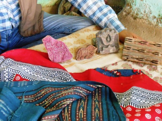 Block Printing at Silvassa village, Jodhpur www.stylecity.in