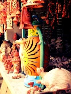 Pottery at Silvassa village, Jodhpur. www.stylecity.in