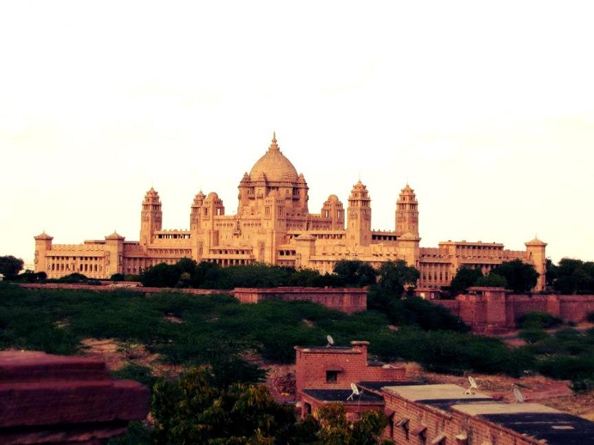 Umaid Bhawan Palace, Jodhpur. www.stylecity.in
