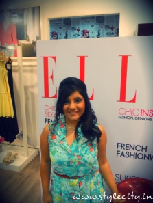 Mid-day in Paris with Elle Fashion