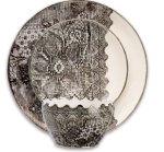 Lingerie dinnerware, Magenta
