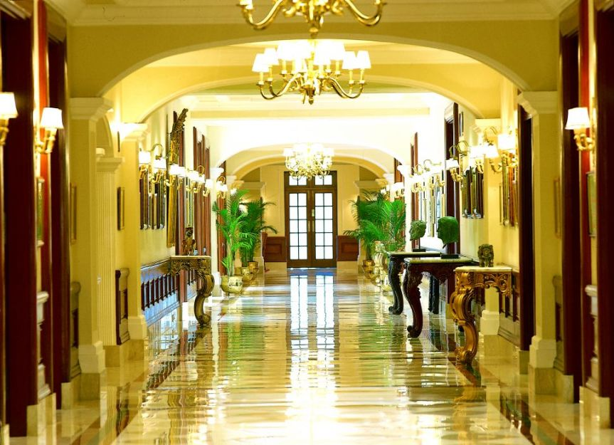 lobby-entrance-hallway, Imperial, New Delhi