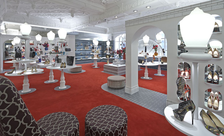 Lee-Broom,Christian-Louboutin,Harrods