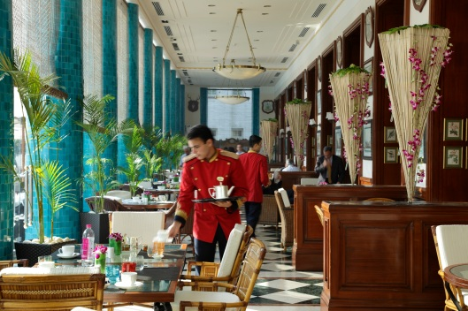 Verandah Lounge, The Imperial
