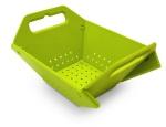 Folding Green Colander_www.houseproud.in