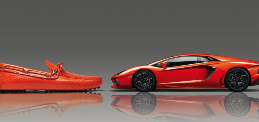 Lamborghini and Prada, www.stylecity.in