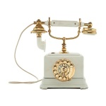 The Novogratz 1920s Ericsson Desk Phone, One Kings Lane
