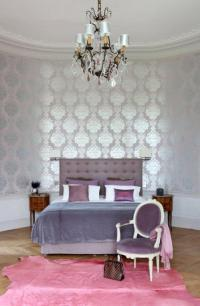 001_bedroom Marie-Antoinette,Marie-Antoinette suite (first floor)