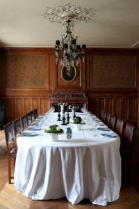 024_dining room, Chateau de Varennes