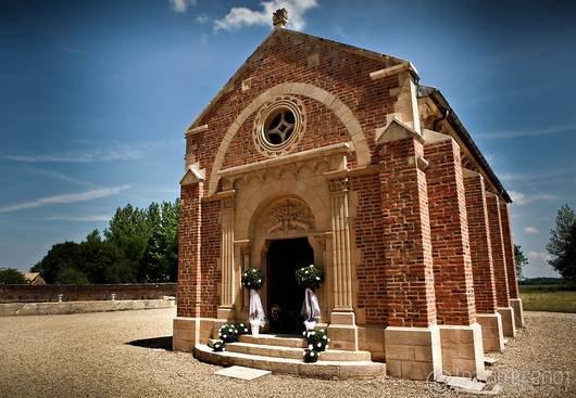 Chapel, Chateau de Varennes