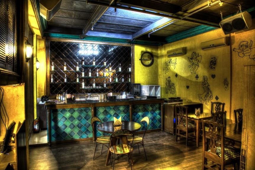 Mia Bella, Hauz Khas Village, New Delhi, www.stylecity.in