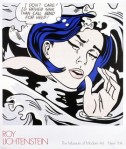 Drowning-Girl--Serigraph, Roy Lichtenstein, Museum of Modern Art NY