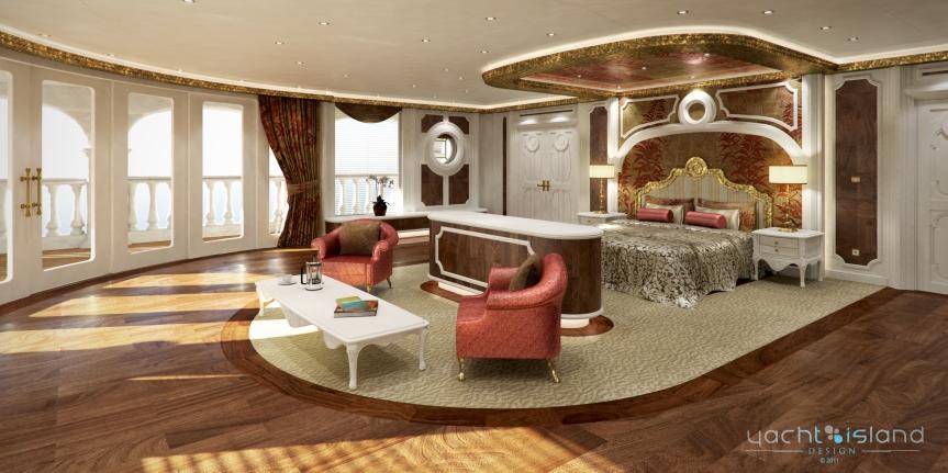 Monaco VIP, Yacht Island design, www.stylecity.in