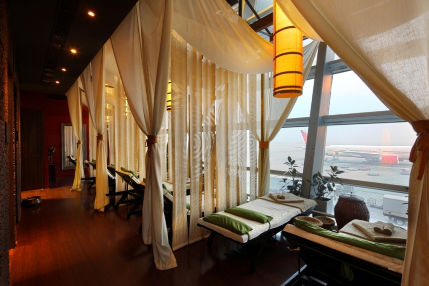 The Nature Spa,  Ishana Experience Center, T3, IGI Airport, www.stylecity.in