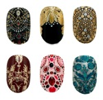 Applique Nail Art by Marchesa Lanca, Revlon