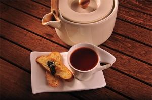 Tomato jasmine tea soup, Hiatus, www.stylecity.in