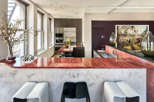 Dream Homes: West Broadway New York,  Casamanara, www.stylecity.in