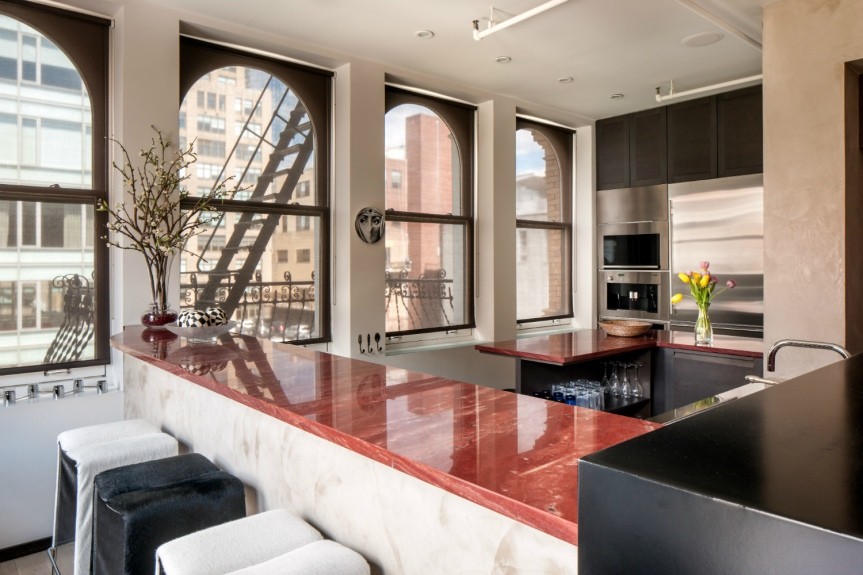 Dream Home: West Broadway New York,  Casamanara, www.stylecity.in