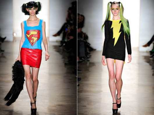 superhero-fashion, Jeremy Scott, www.stylecity.in