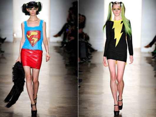superhero-fashion, Jeremy Scott, www.stylecity.in