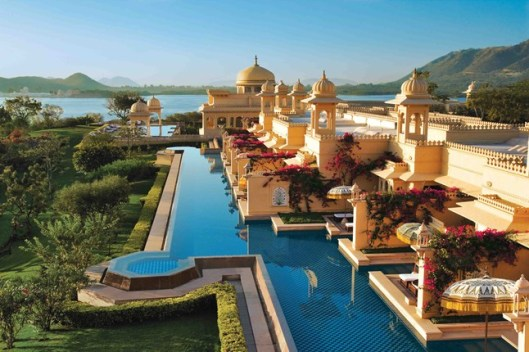 The Oberoi Udaivilas, Udaipur