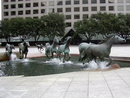 mustangs-by-Robert-Glen Las Colinas, Texas, USA, www.stylecity.in