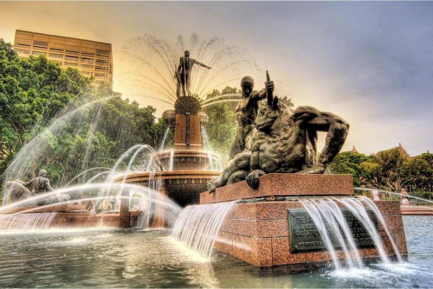 Archibald-Fountain-Sydney-Australia