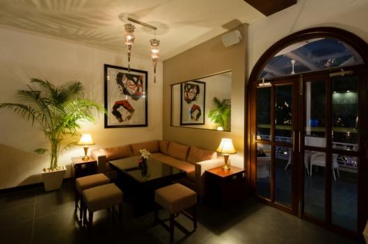ETC Pan Asian Cafe, New Delhi