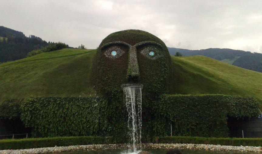 Swarovski_Fountain, innsbruck_Austria