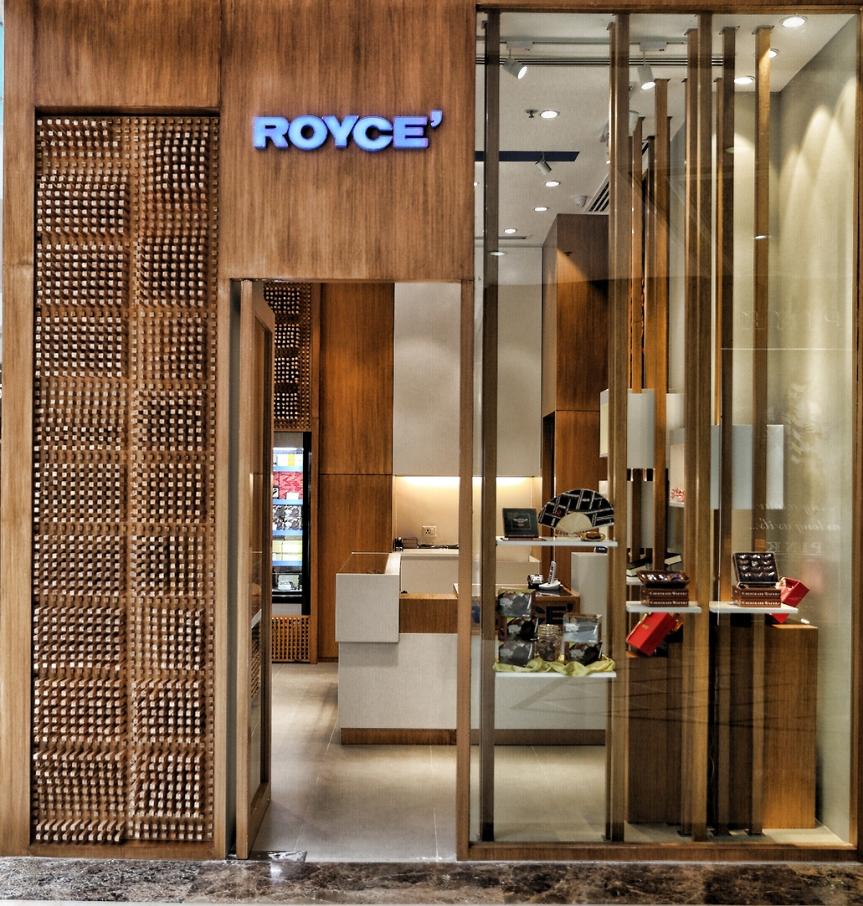 Royce, Ambience Mall, www.stylecity.in