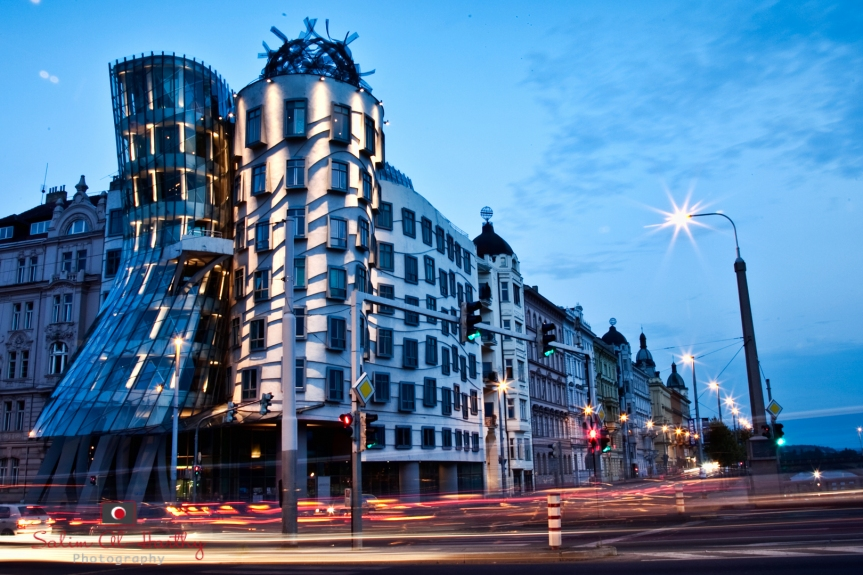 Dancing House, Prague, www.stylecity.in