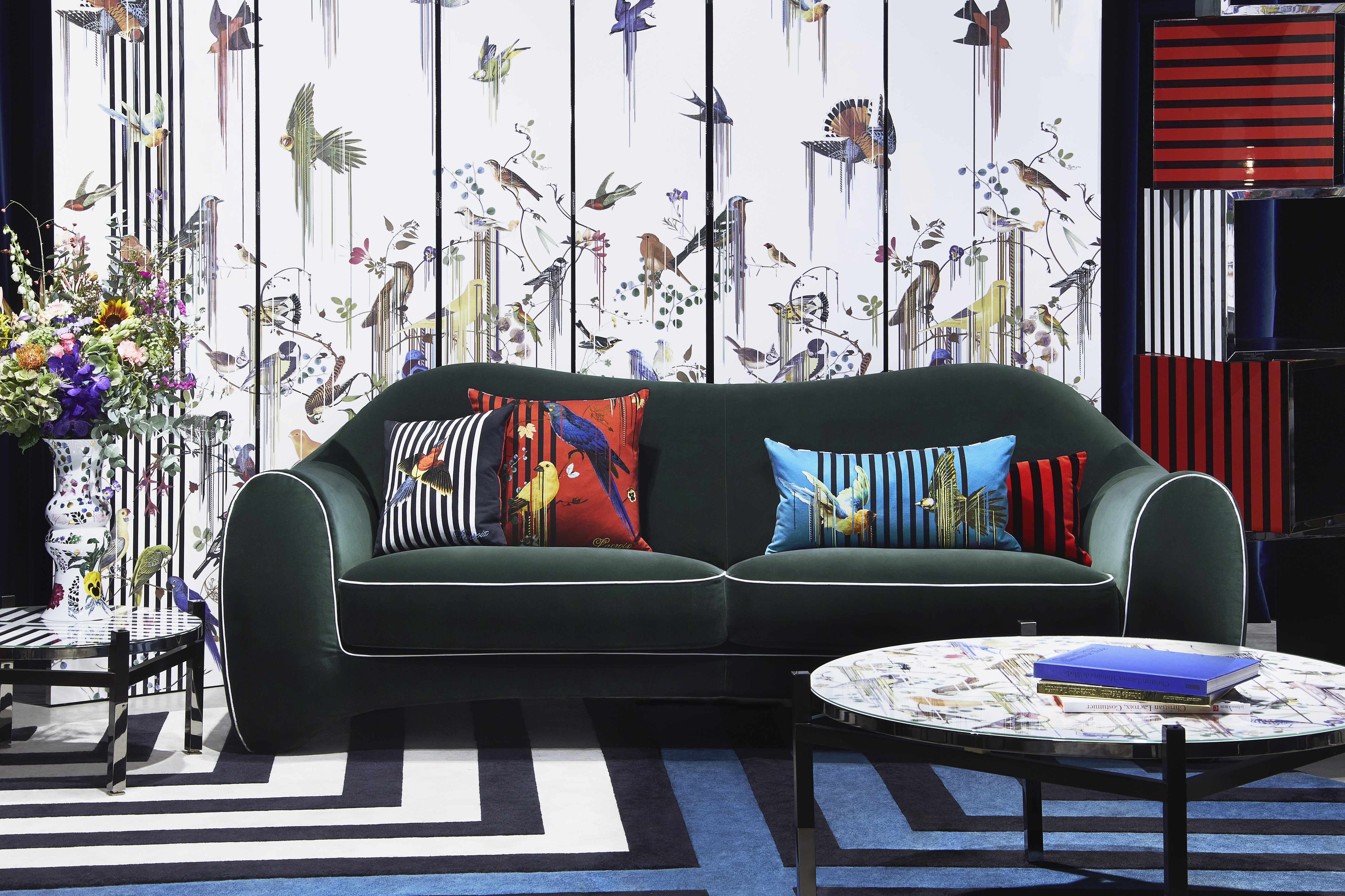 juin 2013 blog decoration maison new york style interior Christian Lacroix Maison pour Roche Bobois 2017 by Neil Bicknell_1.1